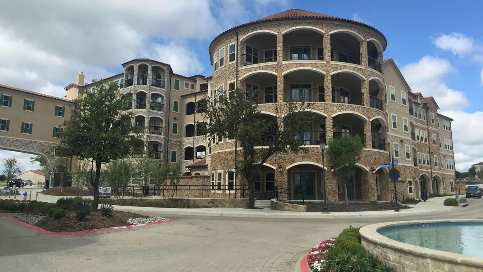 Adriatica | Polished Concrete | Dallas Fort Worth Texas