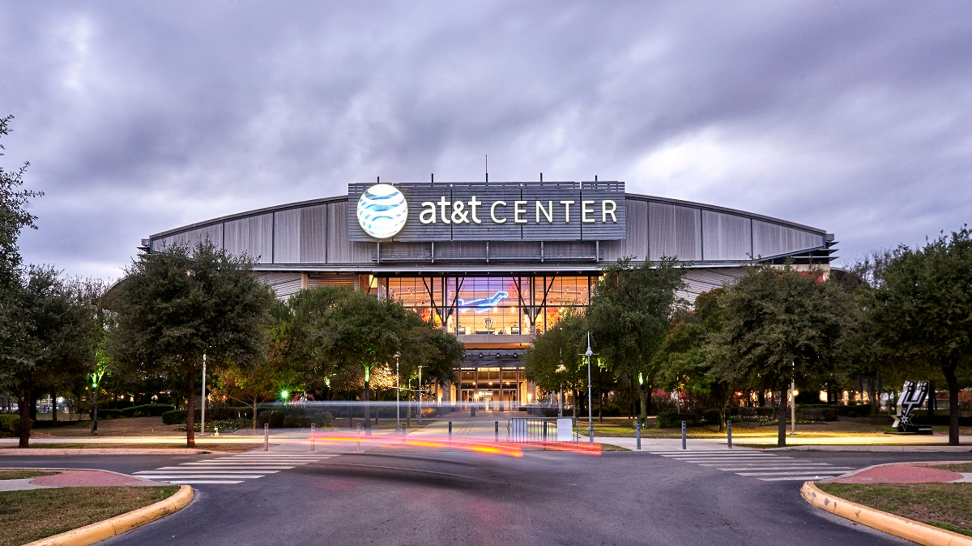 ATT Center | Epoxy Removal | Polished Concrete | San Antonio Texas