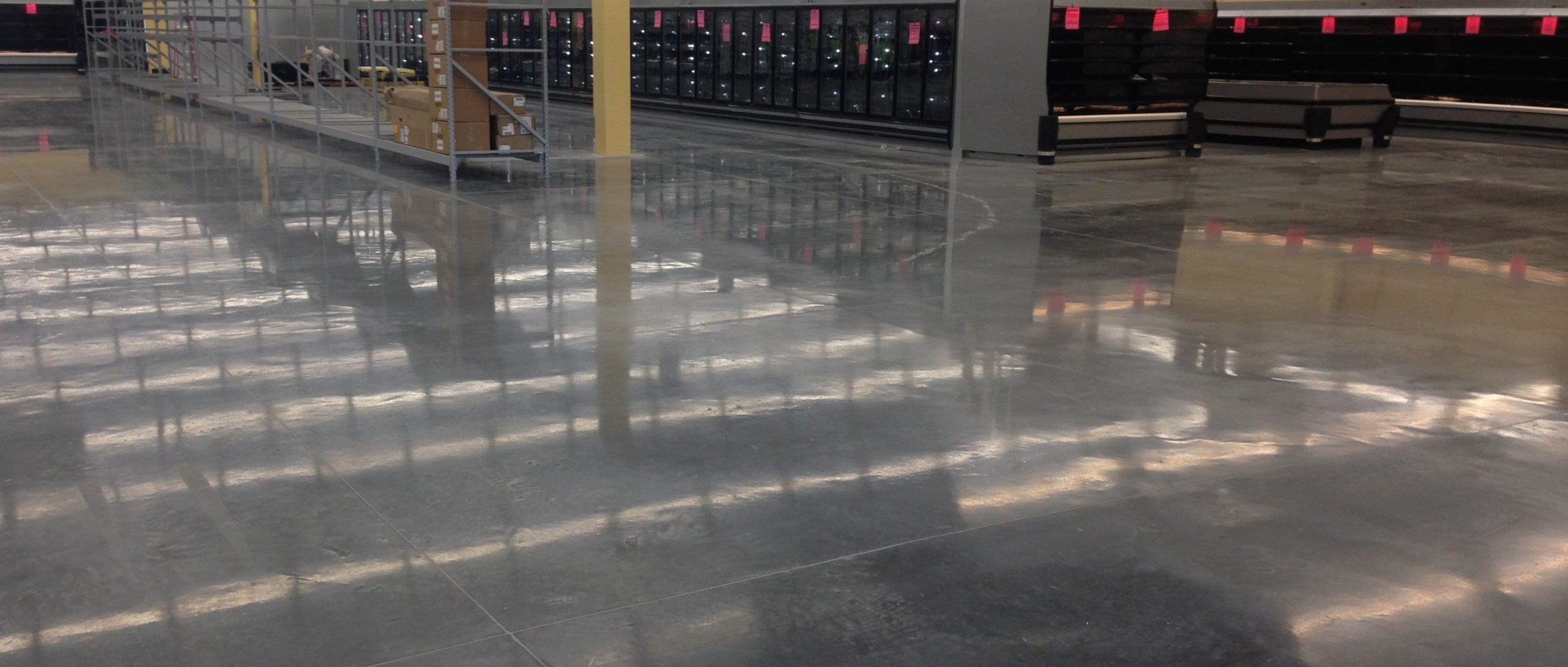 Sealed Concrete Topical Sealer