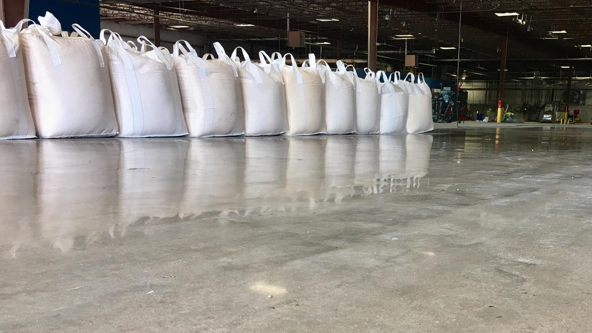 Duraline   Polished Concrete   Dallas Fort Worth Texas