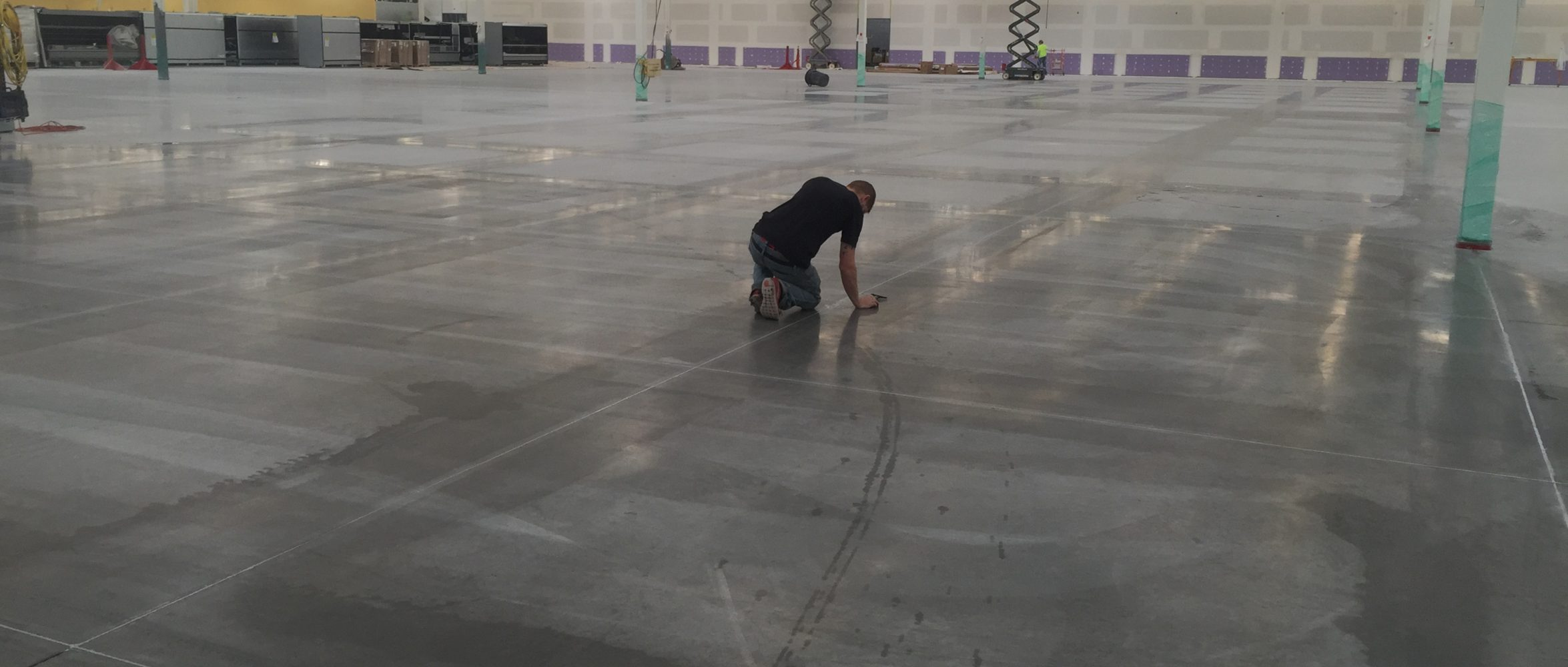 A - Installation Sealed Concrete2