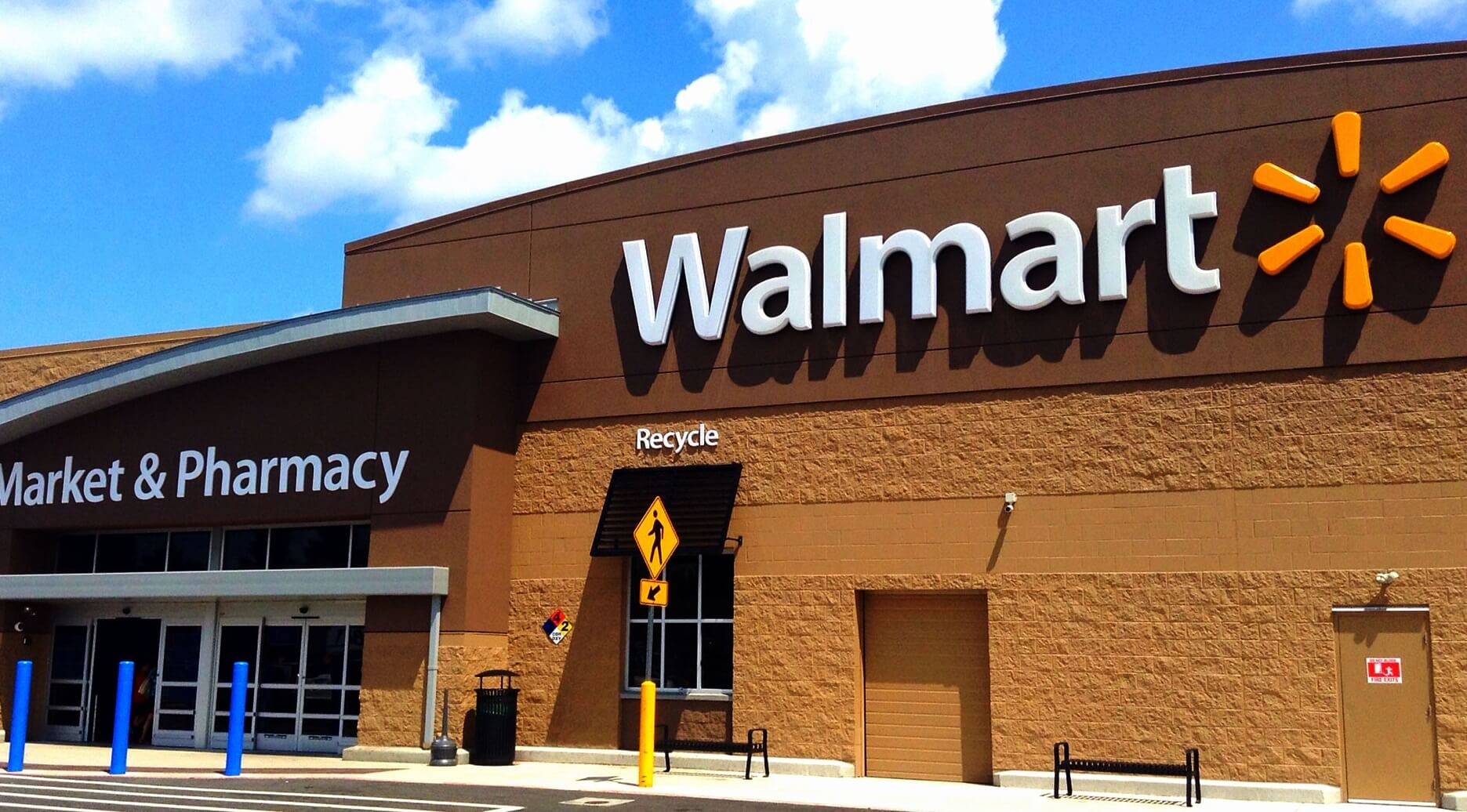Wal-Mart | Polished Concrete | Dallas Fort Worth Texas