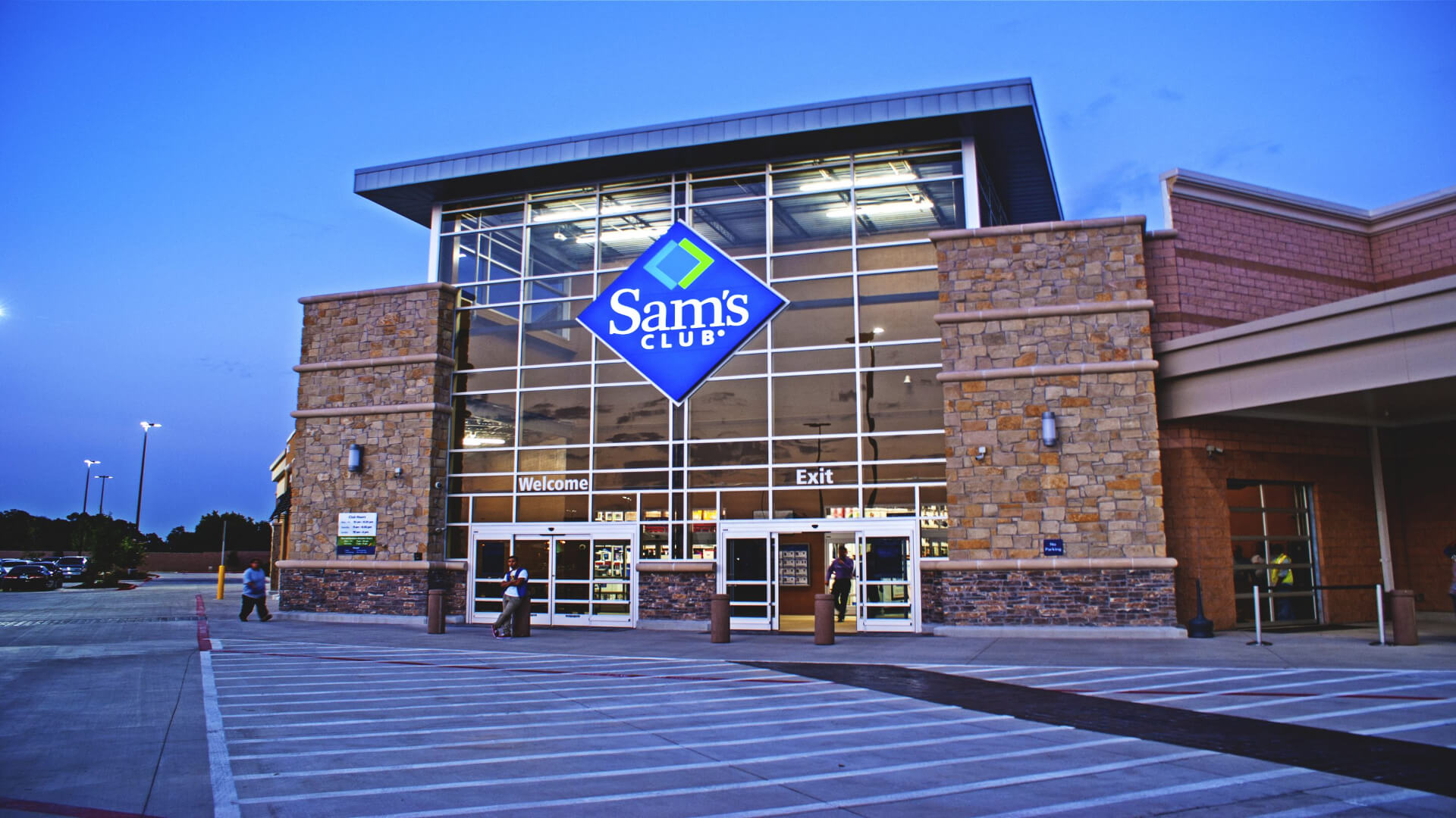 Sam's Club | Facilities Maintenance | Dallas Fort Worth Texas
