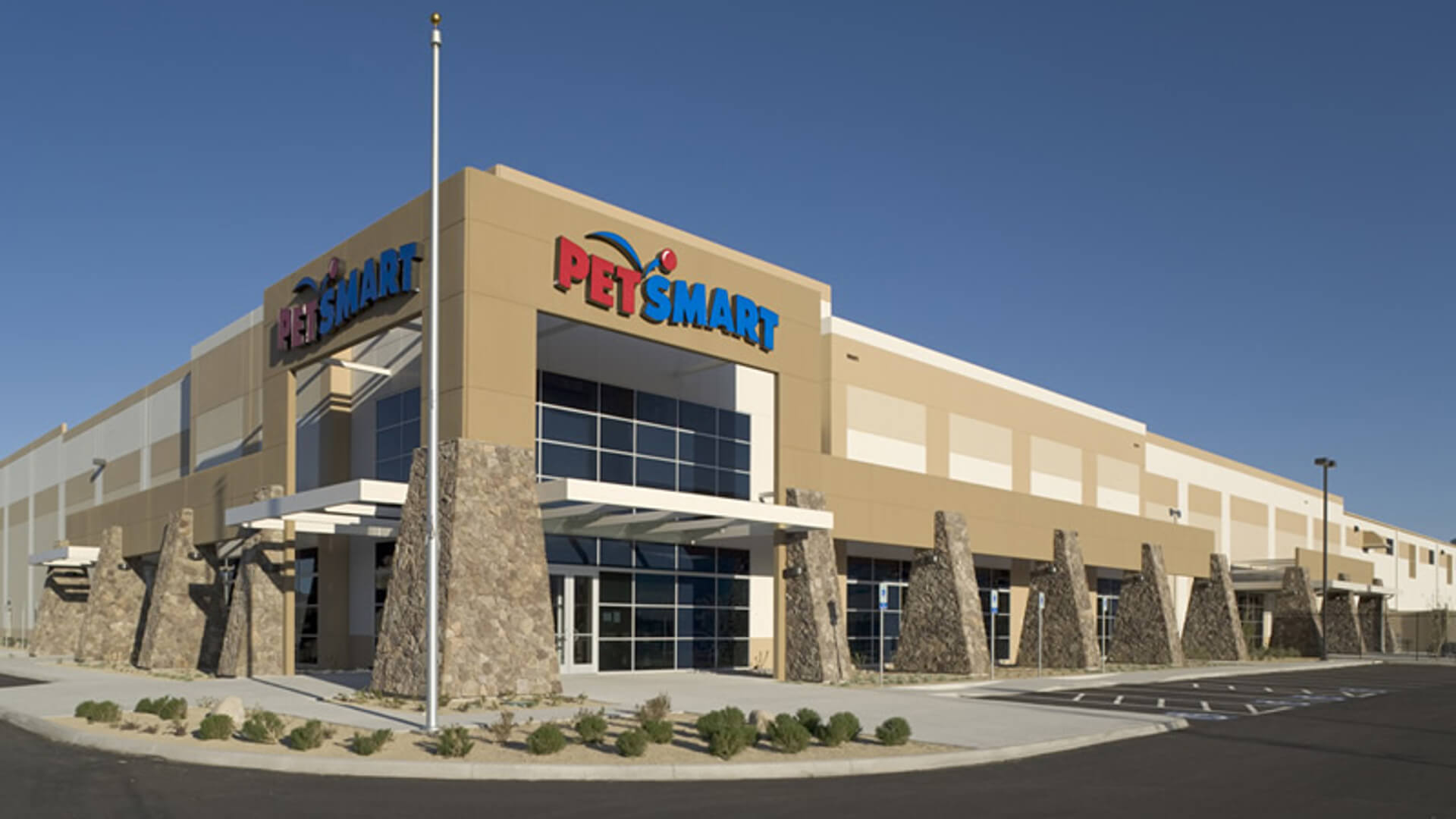 Petsmart | Polished Concrete | Dallas Fort Worth Texas